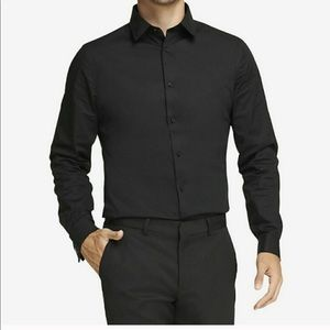 Express men's fitted shirt